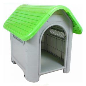 Casa de cachorro Verde