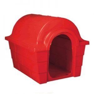 Casinha clonadi vermelho