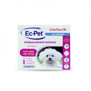 Ec-Pet Antiparasitário Externo cães até 10 Kg