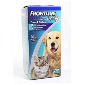 Frontline Spray Cães e Gatos 100 mL